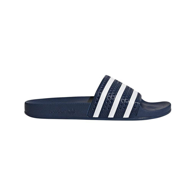 adidas 288022 Adilette Sliders Navy/White