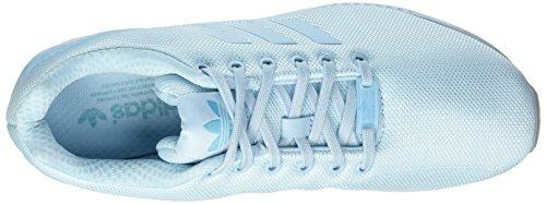 Mens Adidas ZX Flux AQ3100 in Light Blue
