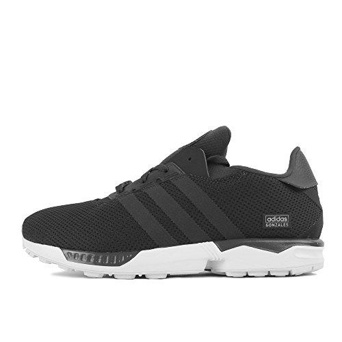 Adidas ZX Gonz F37505 in Dark Grey / White