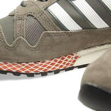Mens Adidas ZX 710 Trainers in Ash Grey
