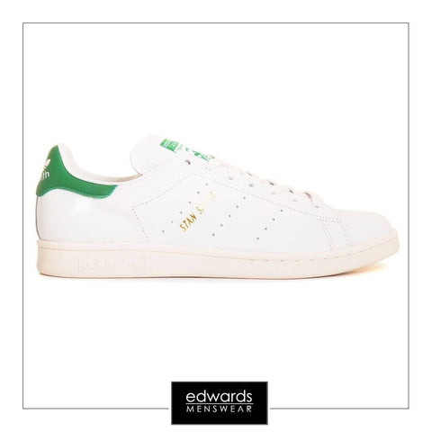 Adidas Stan Smith S75074 in White/Green