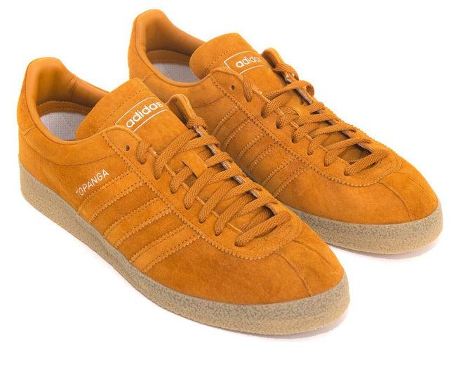 Adidas Topanga S76625 in Craft Ochre Orange