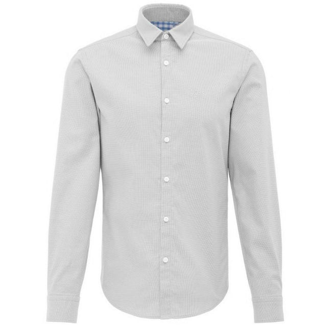 BOSS Athleisure C-Buster Long Sleeve Shirt in Grey