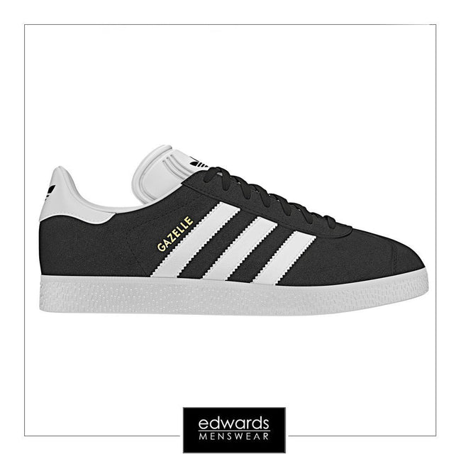 Adidas Gazelle BB5476 in Black/White