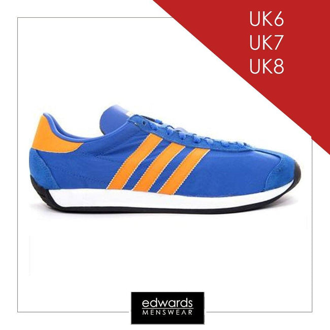 Adidas Country OG S32111 in Blue/Orange