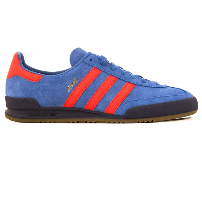 Adidas Jeans CQ2766 in Blue / Red