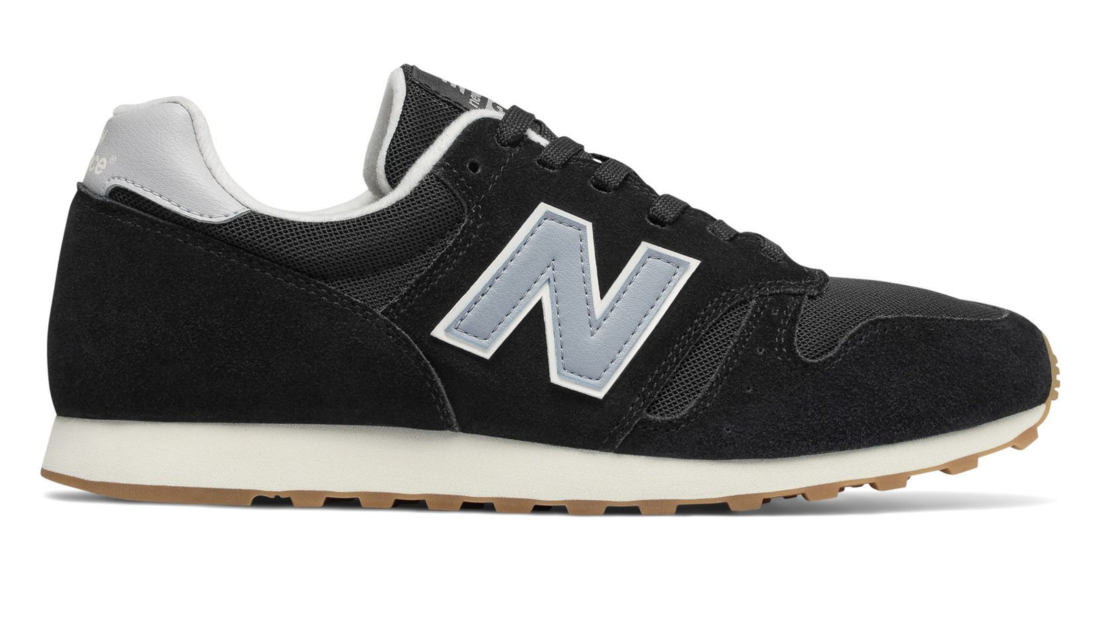New Balance ML373-KBG in Black / Grey