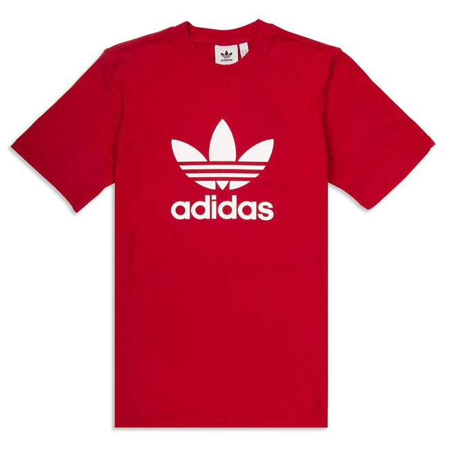 Adidas Trefoil Tee CX1895 in Red