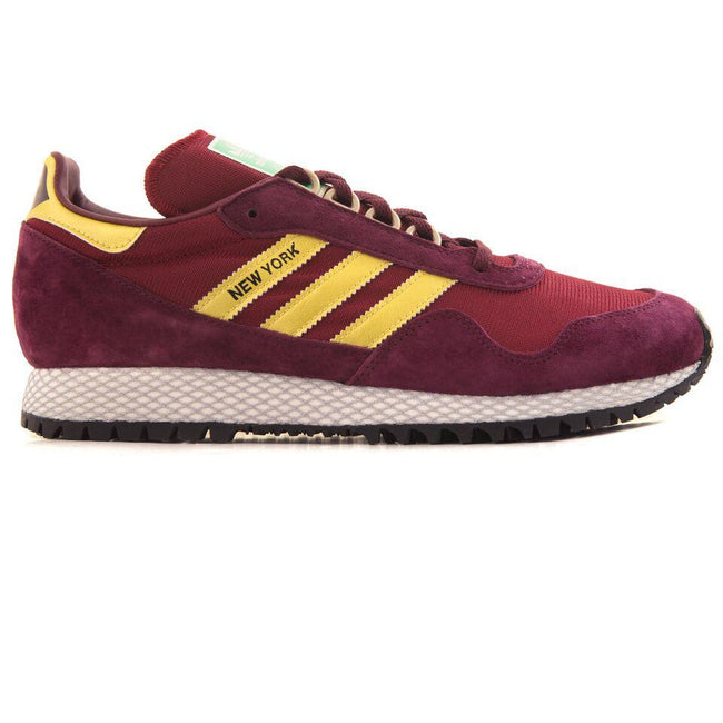 Adidas New York CQ2486 in Maroon