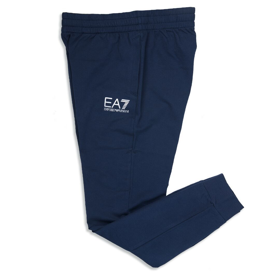 2a38efe164d4a9 Emporio Armani EA7 Joggers in Navy Blue – Edwards Menswear