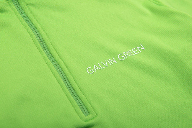 Galvin Green Dwayne Tour Pullover in Fore Green