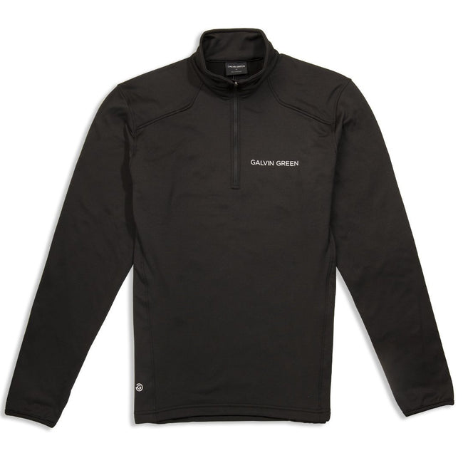 Galvin Green Dwayne Tour Pullover in Black