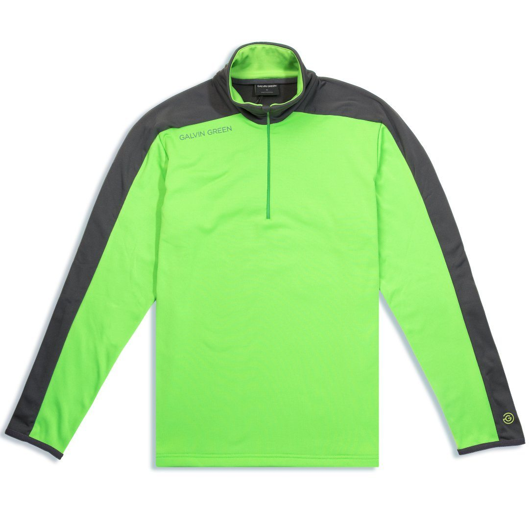 Galvin Green Dex Insula Golf Pullover in Fore Green