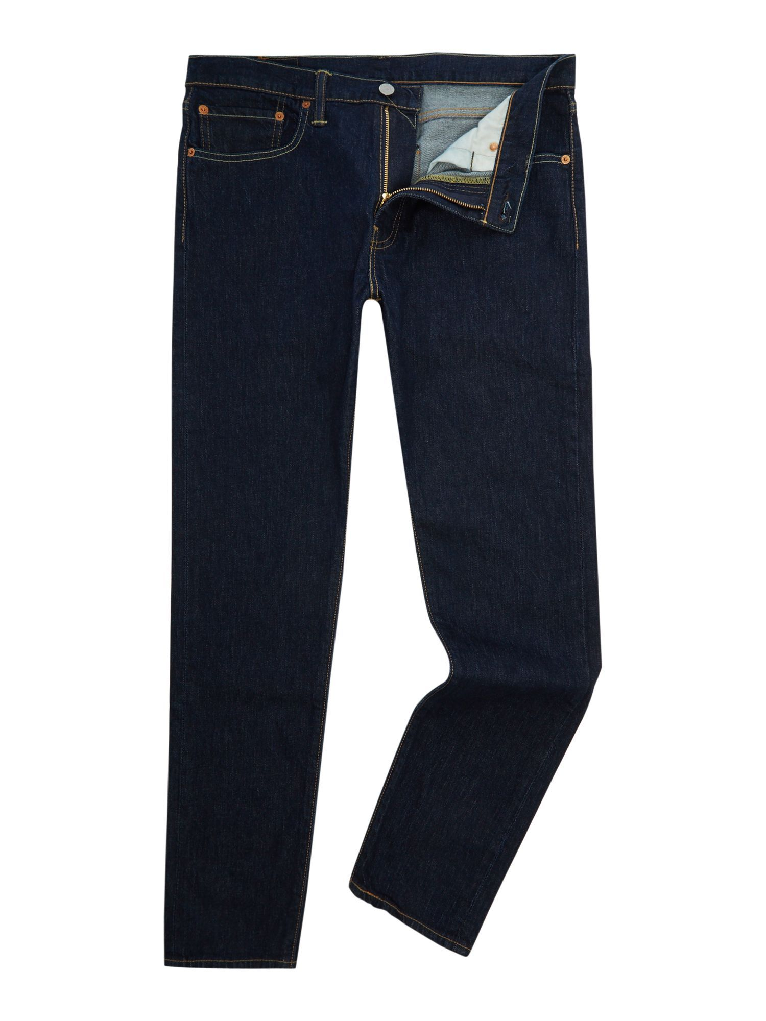 Levi's 512 Slim Taper Fit in Rock Cod Blue