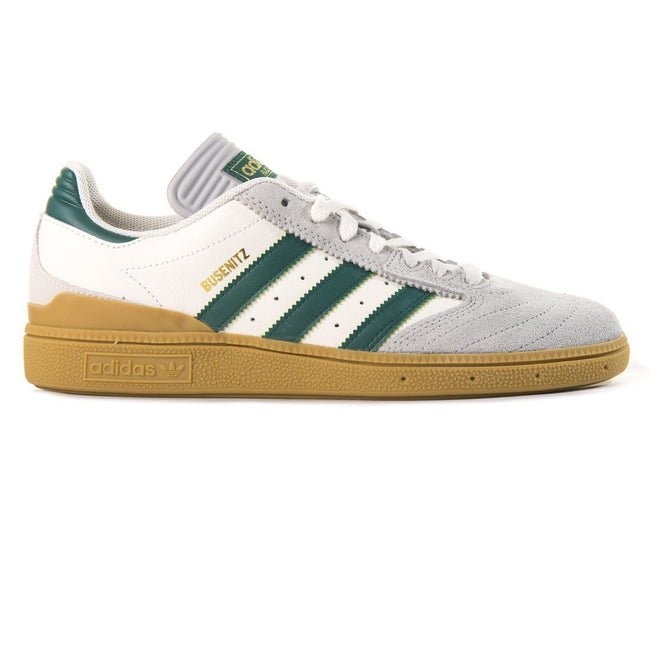 Adidas Busenitz B22769 Trainers in Grey / Green