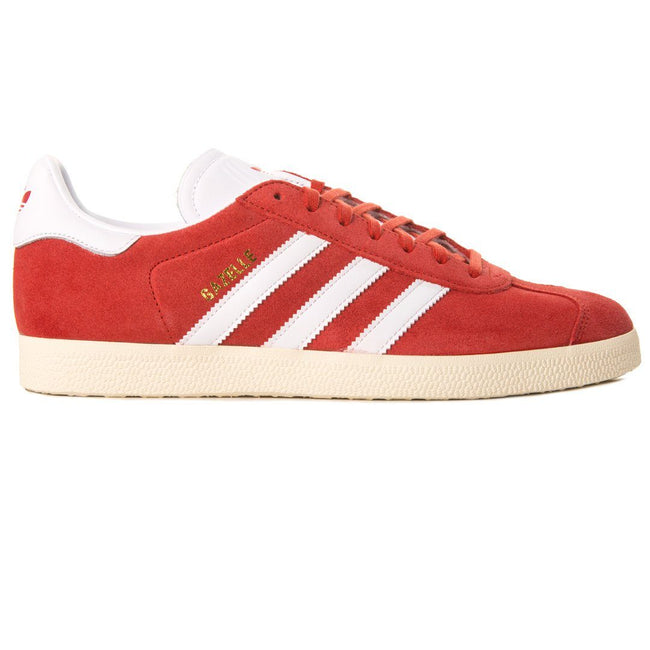 Adidas Gazelle B37944 in Tactile Red / Cream / White