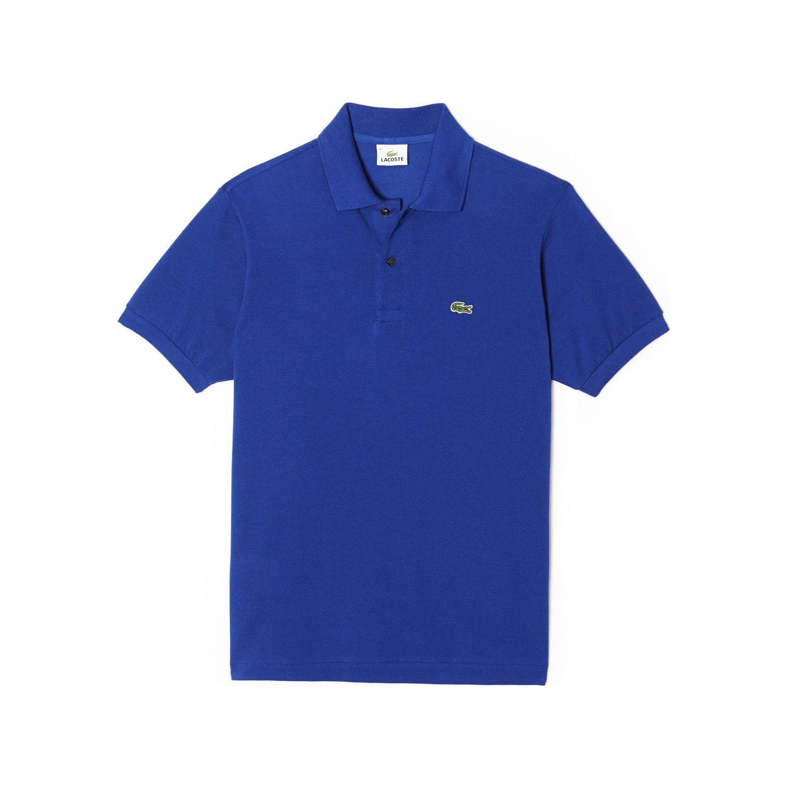 Lacoste L1212-S2P Classic Fit Polo in Ocean Blue