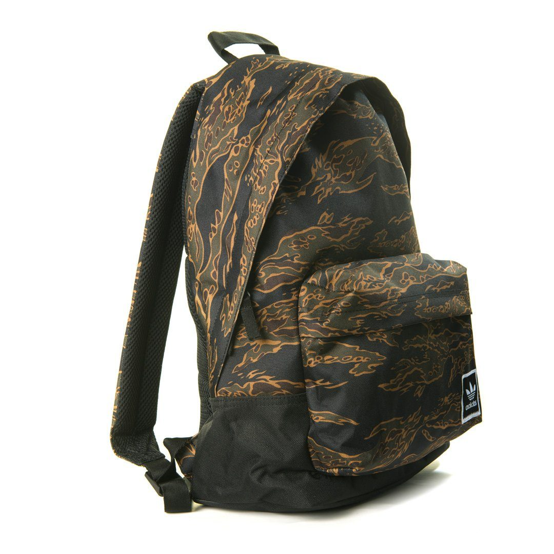 Adidas AOP Backpack DH2571 in Tiger Camouflage Print – Edwards Menswear 48894888113b2