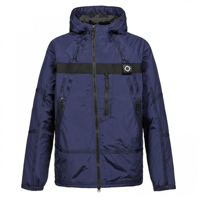 MA.STRUM Compression Jacket in Dark Indigo