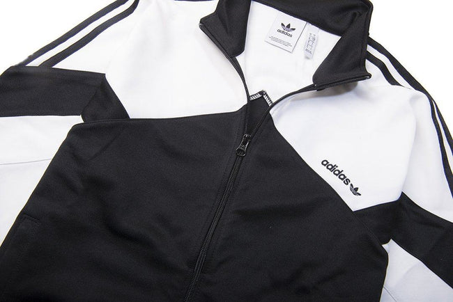 Adidas  Palmeston Track Top DJ3460 in Black / White