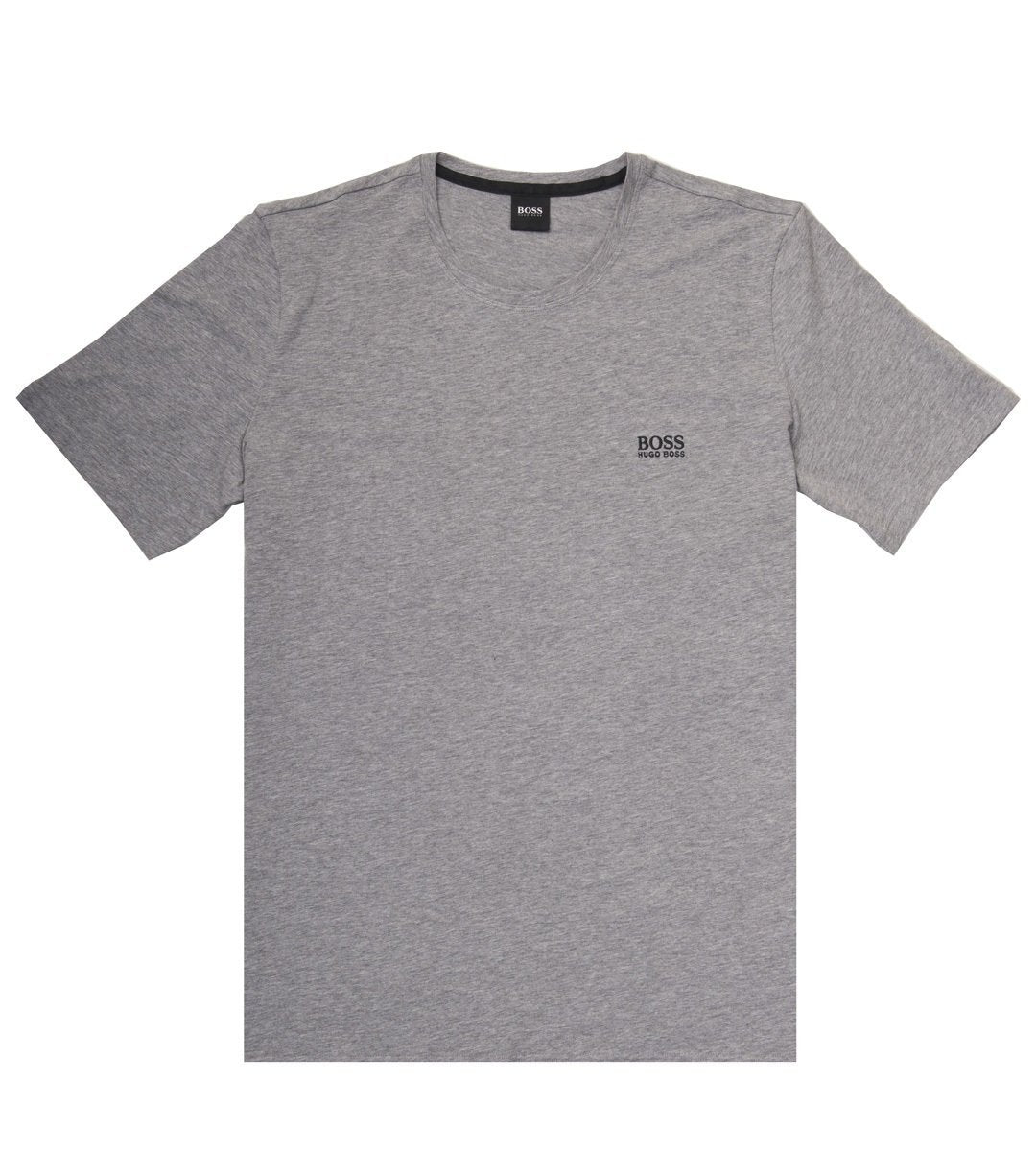 BOSS 'Mix & Match' Tee Shirt in Grey T-Shirts BOSS