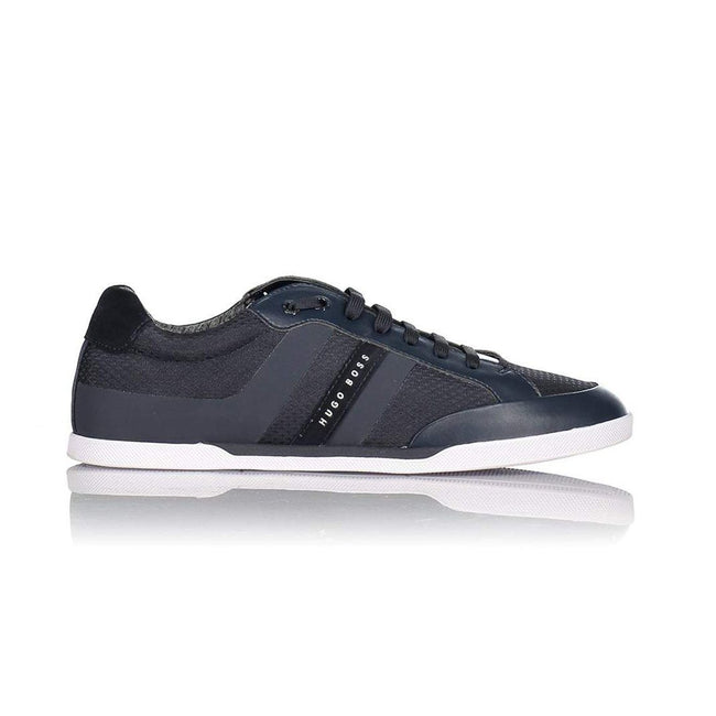 BOSS Shuttle Tenn Tech Trainers in Dark Blue
