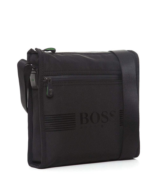 BOSS Pixel-B Shoulder Bag in Black