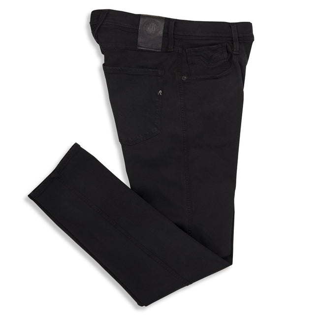 Replay Slim Fit Hyperflex Jeans M914.8166180.098 in Black