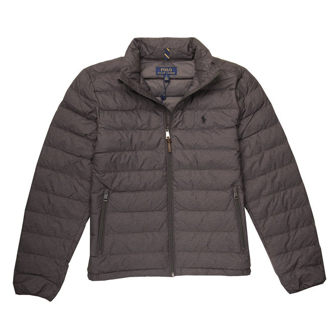 Ralph Lauren Down Jacket in Grey Heather