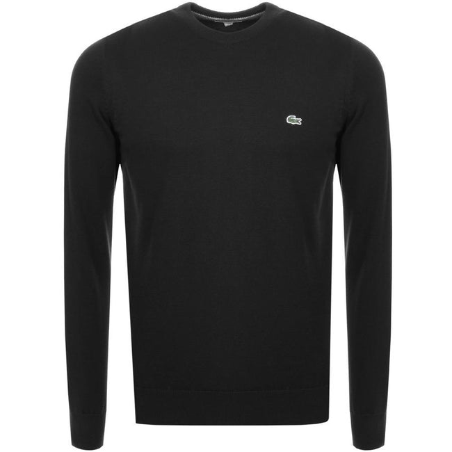 Lacoste AH3467-N72 Jumper in Black
