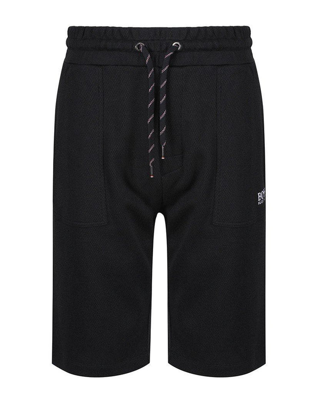 BOSS Contemp Sweat Shorts in Black