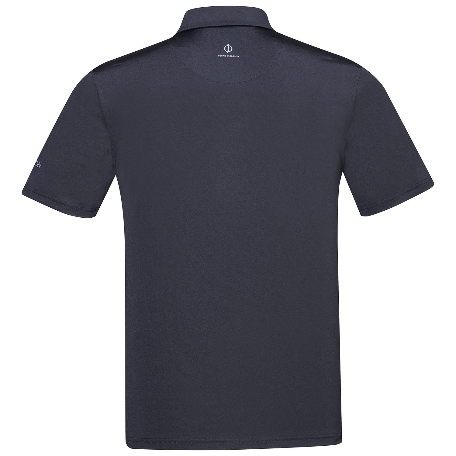Oscar Jacobson Chap Course Polo Shirt in Black