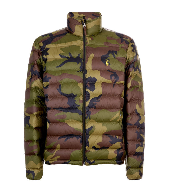 Ralph Lauren Bleeker LW Down Jacket in Camo