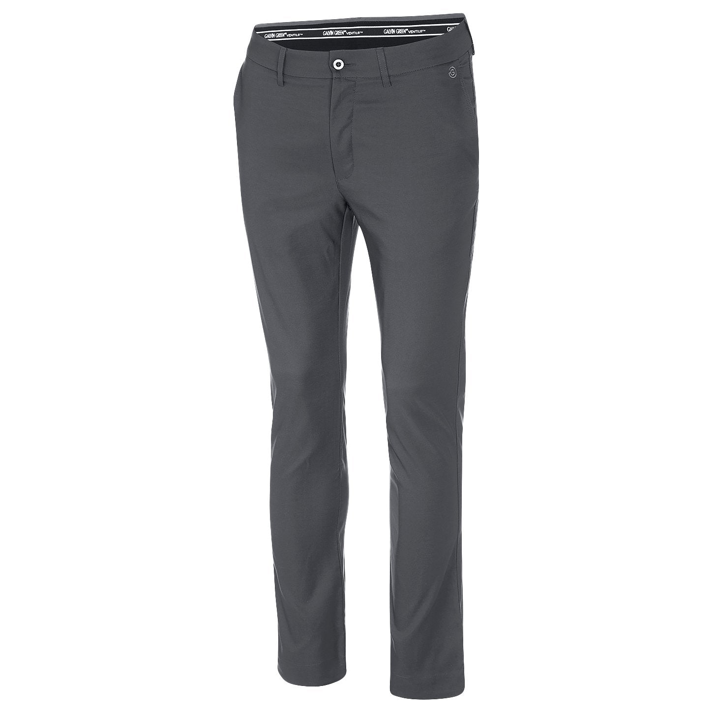 Galvin Green Noah Ventil8+ Golf Trousers in Iron Grey