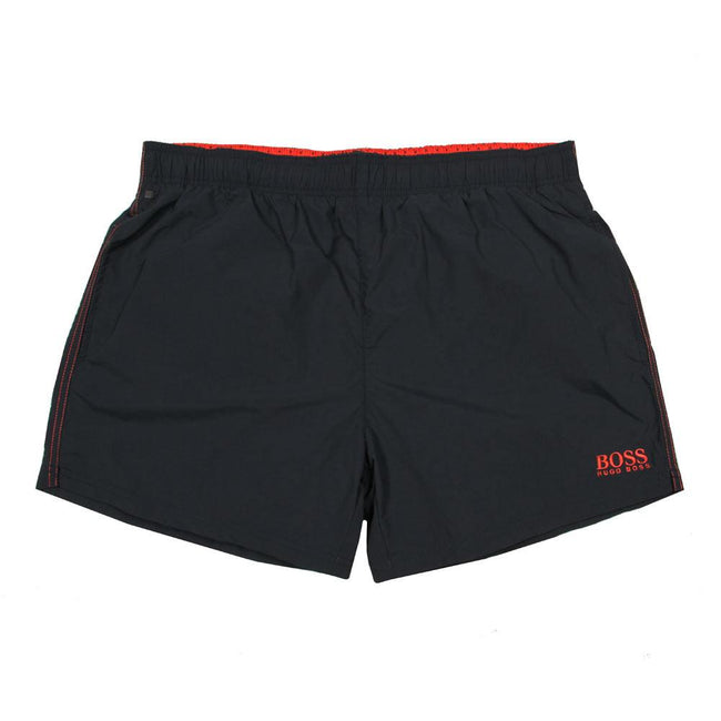BOSS Bodywear Perch Swim Shorts in Navy