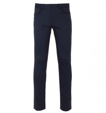 BOSS Athleisure Lester Chino's in Dark Blue Trousers BOSS