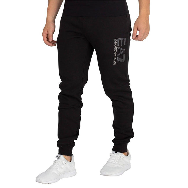 EA7 Joggers in Black