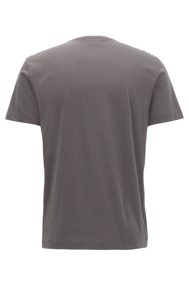 BOSS Athleisure Tee Regular Fit in Grey