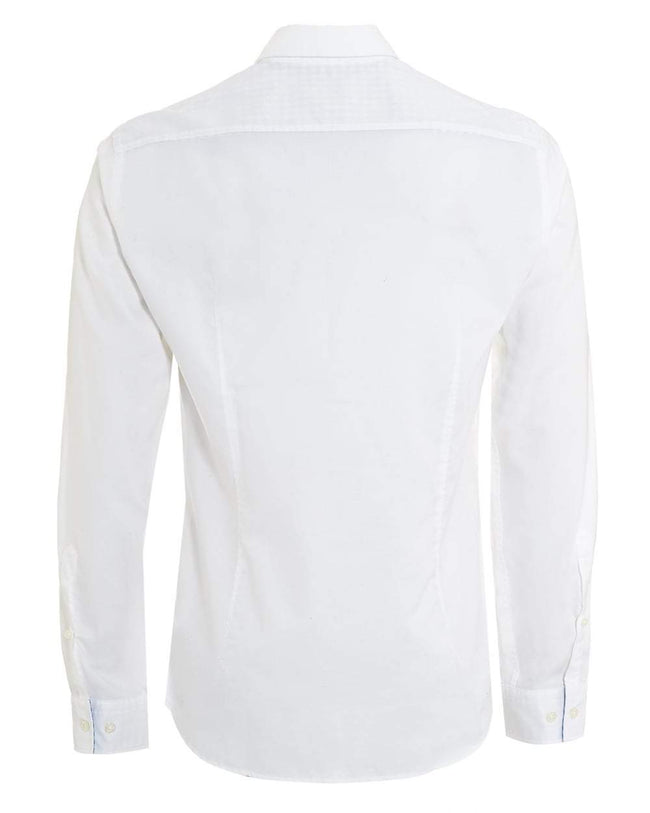BOSS Athleisure C-Buster Regular Fit Shirt in White