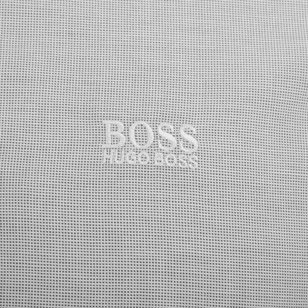 BOSS Athleisure C-Buster Regular Fit Shirt in Light Grey