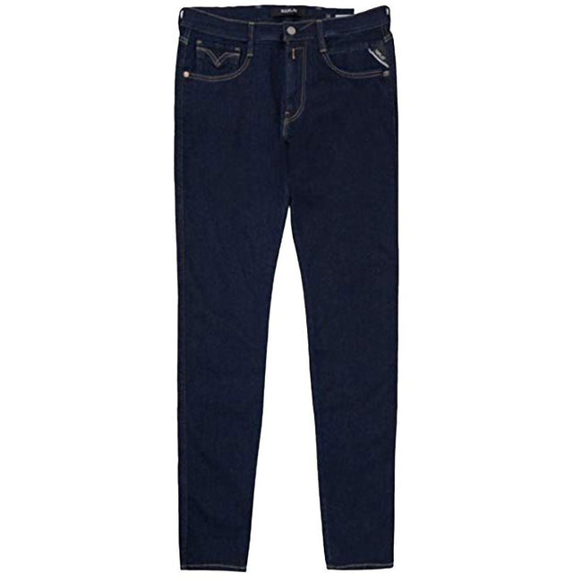 Replay Hyperflex Jeans in Dark Blue
