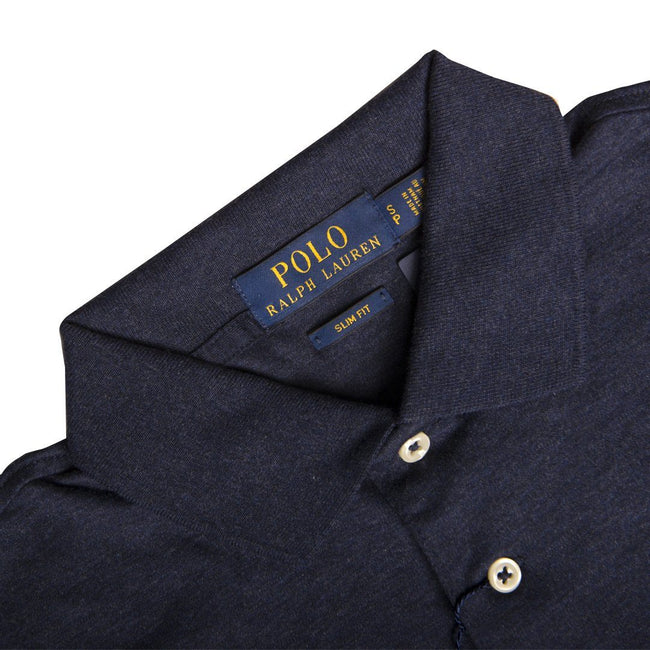 Ralph Lauren Slim Fit Soft Touch Polo in Spring Navy