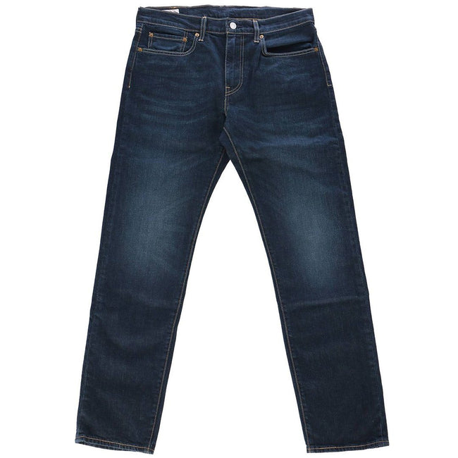 Levi's 502 Regular Tapered Fit Jeans in Biology Denim