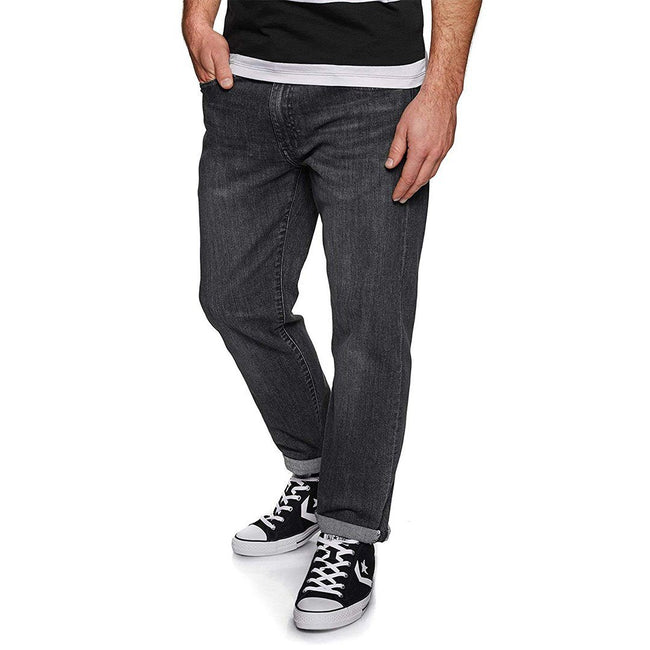 Levi's 502 Regular Taper Jeans in Grey