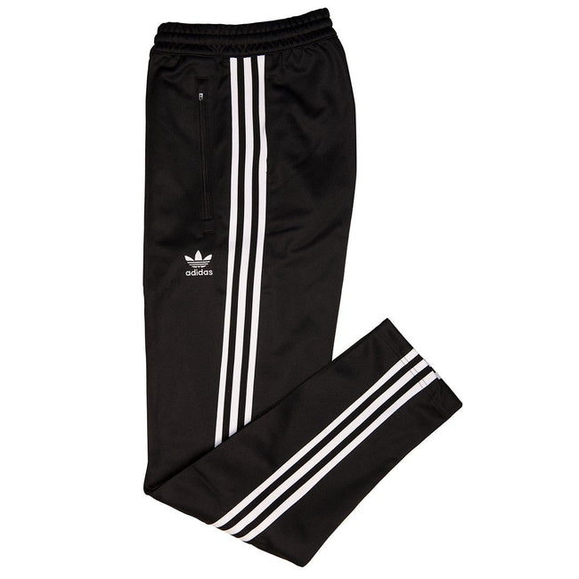 Adidas CW1269 Beckenbauer Track Pant in Black