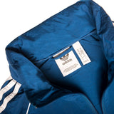 Adidas DV1582 SST Windbreaker in Legend Marine Coats & Jackets adidas
