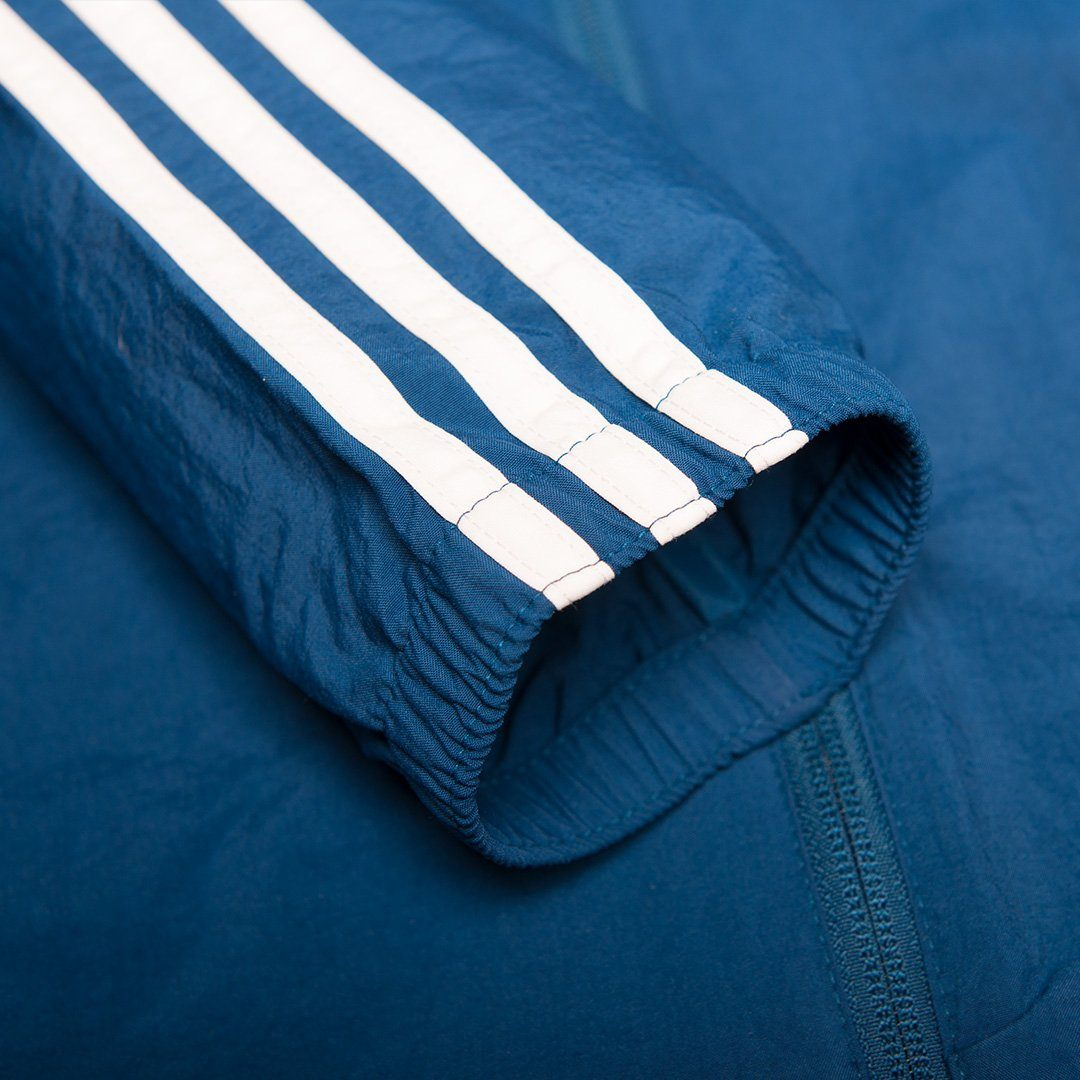 Adidas DV1582 SST Windbreaker in Legend Marine
