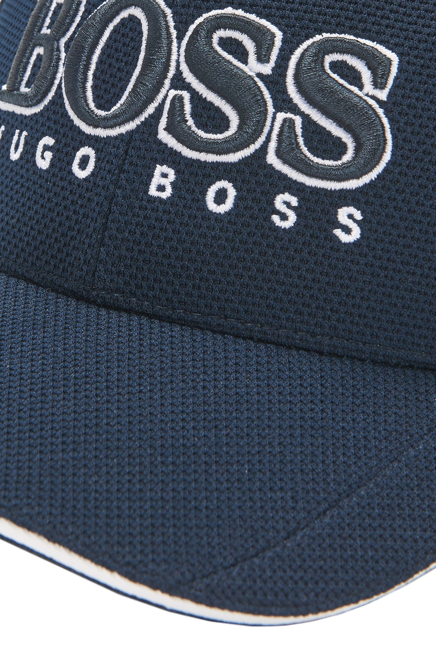 BOSS Athleisure Cap US in Navy BOSS