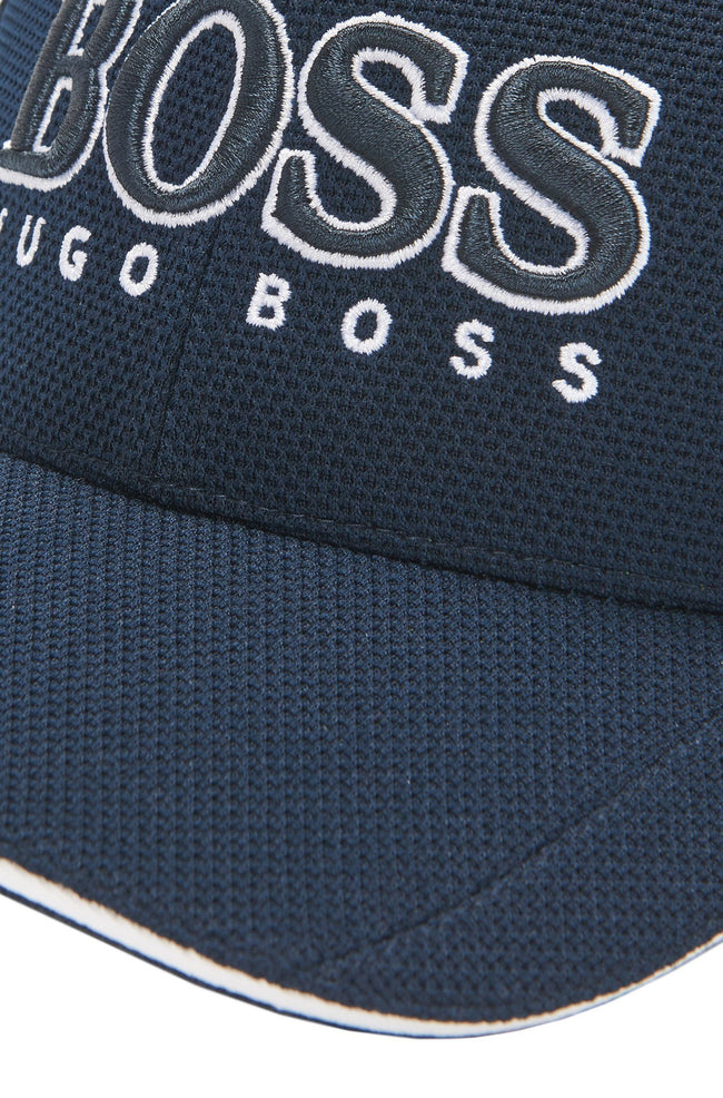 BOSS Athleisure Cap US in Navy