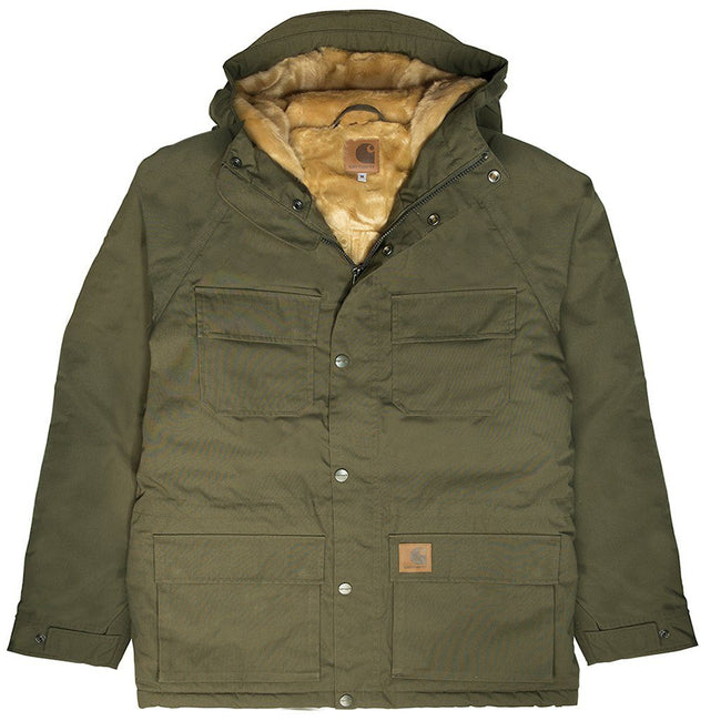 Carhartt Mentley Jacket in Green Coats & Jackets Carhartt